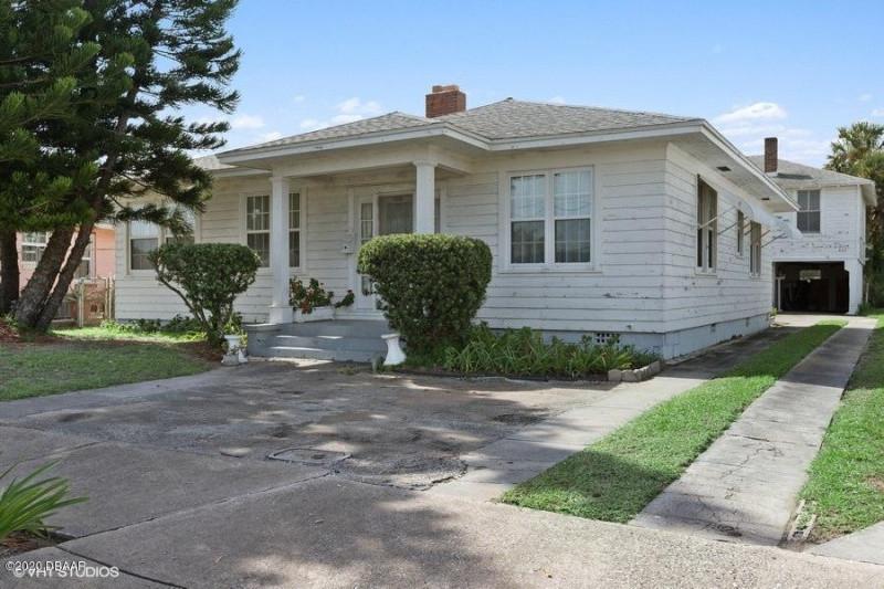 Daytona Beachside Home Plus In-Law Suite (Sale Pending)