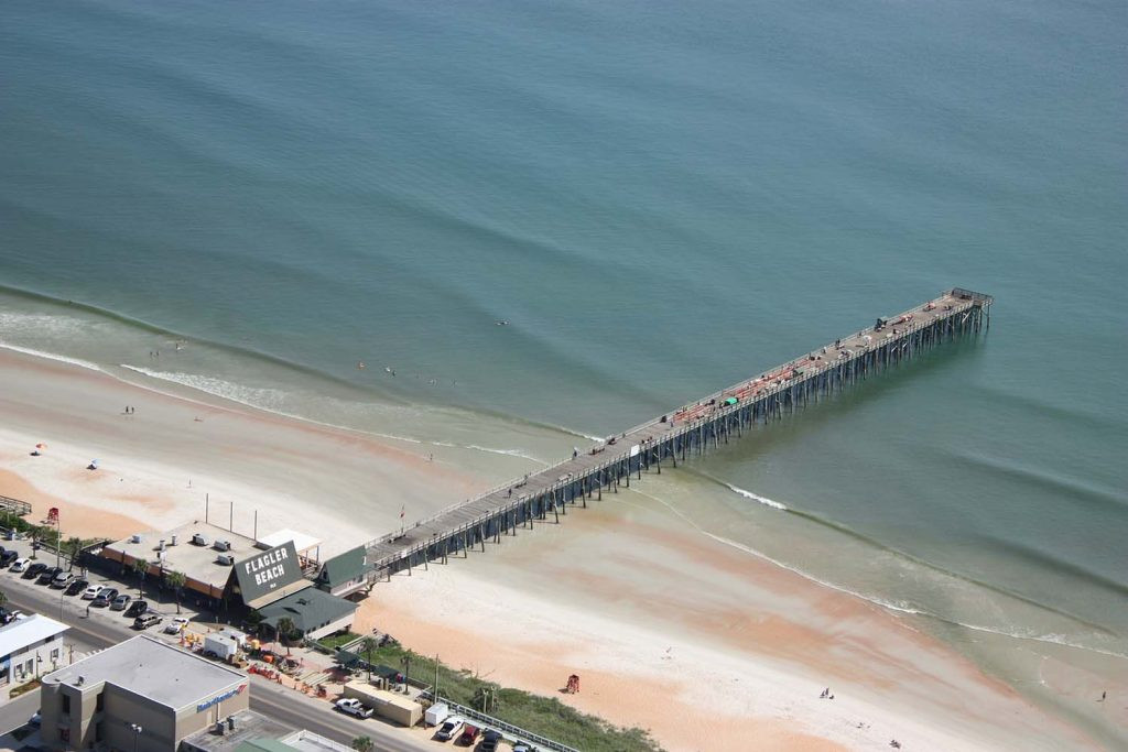 Flagler Beachside Pier