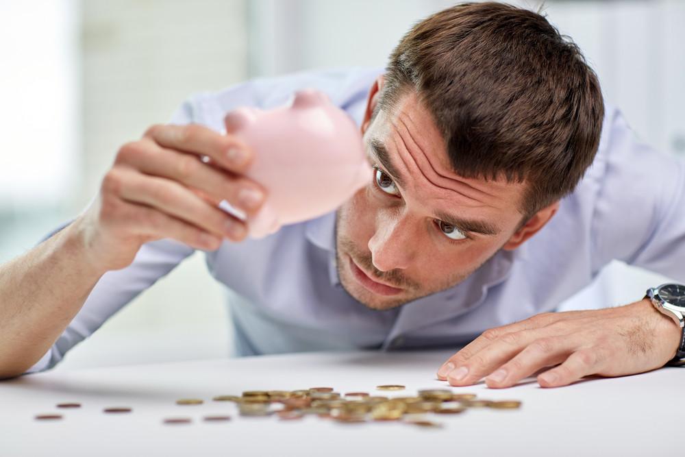 financial mishap