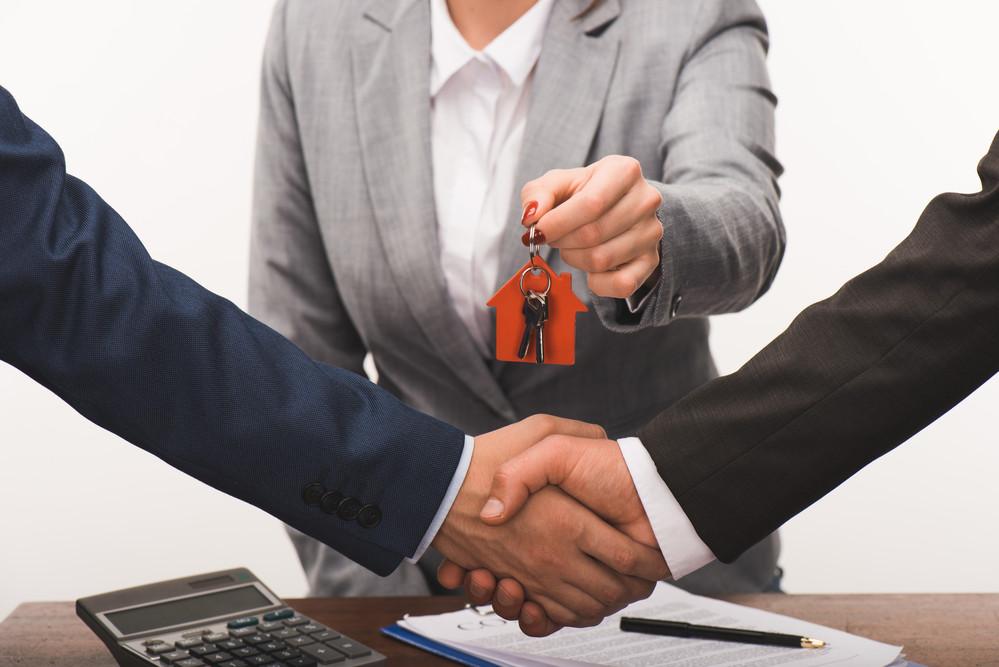 home deal handshake